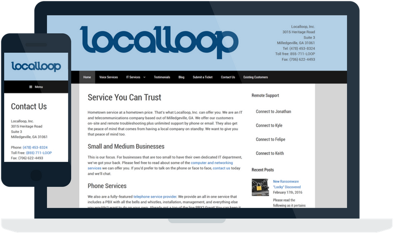 Localloop