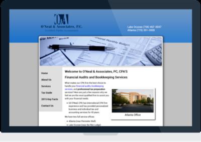 O'Neal & Associates, CPA